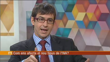 Pujada de l'IVA en factures del juny