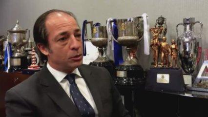 El portaveu de l'Espanyol respon a les acusacions per una suposada compra de partits