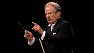 Conversa amb el director d'orquestra sir Neville Marriner