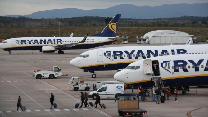 Llista sencera dels vols de Ryanair cancel·lats fins al 28 d'octubre
