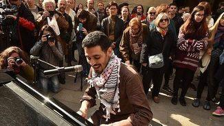"""Aeham Ahmad: """"A Damasc, vaig començar a fer música per no sentir gana en l'ànima"""""""