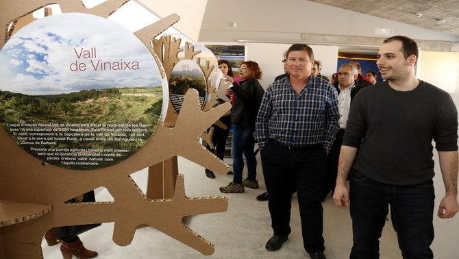 Els Tossals d'Almatret i els secans de Vilagrassa, Anglesola i Granyena s'incorporen als Espais Naturals de Ponent
