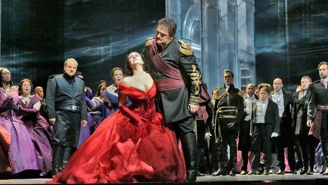 """Otello"" des del Metropolitan de Nova York"