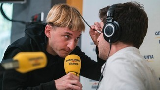 "Neil Harbisson: ""El meu color preferit és l'infraroig"""