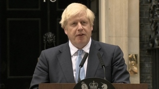 """La traductora"": Avui, Boris Johnson, primer ministre del Regne Unit"