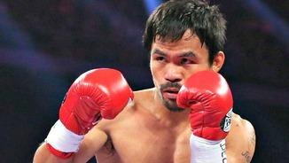 """Pacquiao, un boxejador que grava discos i actua en """"TV movies"""""""