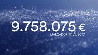 La Marató contra les malalties infeccioses recull finalment 9.758.075 euros