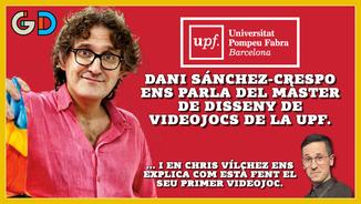 Parlem amb un dels pioners del videojoc a Catalunya: Dani Sánchez-Crespo, el creador dels Invizimals