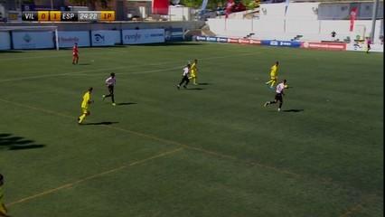 The Cup 2019 Torneig Juvenil Sant Pol: Vila-real-RCD Espanyol