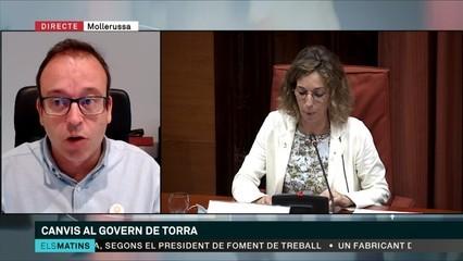 """Marc Solsona: """"La ciutadania decidirà a les eleccions el paper del PDeCAT"""""""