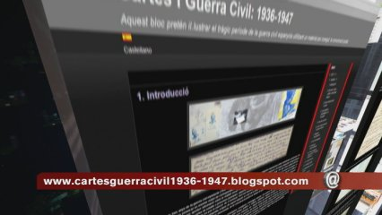 Cartes de la Guerra Civil