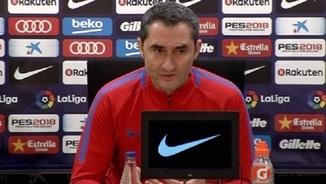 """Valverde: """"Sempre he dit que m'agraden les plantilles curtes"""""""