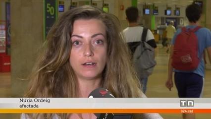 Aeroport Girona-Costa Brava, també afectat per vaga de Ryanair