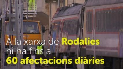 """Propera parada, Rodalies"", a ""30 minuts"""