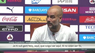 Guardiola carrega contra Sané