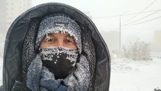 Històries del fred extrem. Viure a 50 graus sota zero
