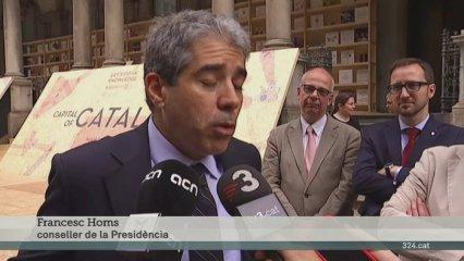 Declaracions Homs sobre noves delegacions