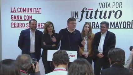 Anàlisi dels resultats al País Valencià
