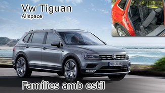 """El copilot"": Nou Tiguan Allspace, ara amb set places"