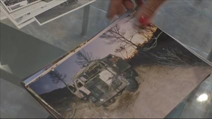 25 anys de l'incendi de Nonasp, on van morir quatre bombers de la Generalitat