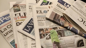 """""""La premsadora"""". Avui, els treballadors de la FIAT, en vaga per culpa de CR"""
