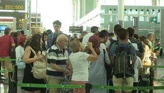 """Javier Gándara, president d'ALA: """"L'aeroport del Prat és esclau del seu propi èxit"""""""