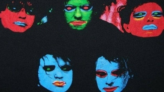 The Cure, música de clarobscurs