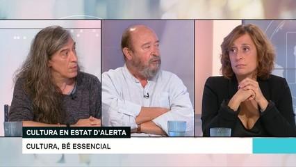 """Gerard Quintana: """"Les sales de música afronten la incertesa d'assumir un segon deute"""""""