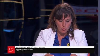 """Ana Miranda: """"El Pazo de Meirás és la cara visible d'un franquisme post-Franco que segueix vigent"""""""