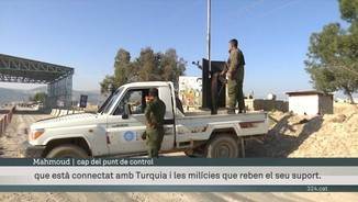 Síria: visitem Manbij, ciutat desestabilitzada per l'anunci de la sortida dels EUA