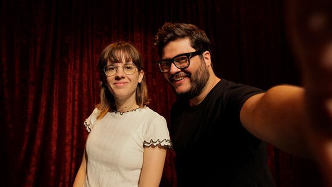 El xou de la nova escena de la comèdia catalana