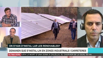 On s'han d'instal·lar les energies renovables?