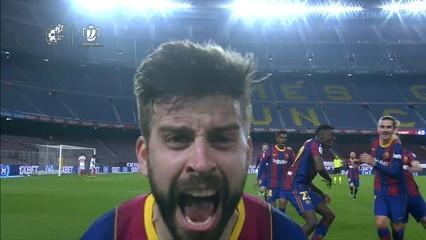 Resum del Barça - Sevilla (3-0)