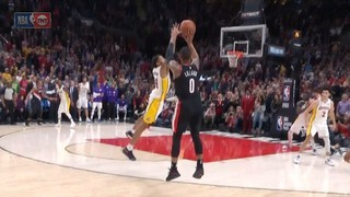 Top 3 NBA: El buzzer beater de Lillard que tomba els Lakers