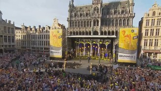 El Tour 2019 arrenca a la Grand Place de Brussel·les