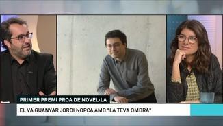 "Àlvaro Colomer, Anna  Pérez i ""L'Avi"","
