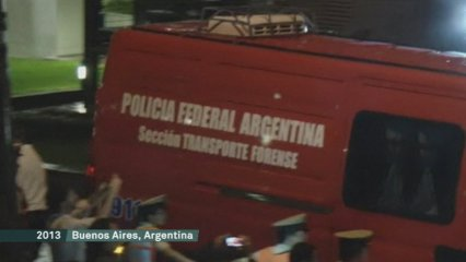Troben mort fiscal que acusava Kirchner