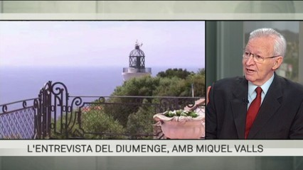 L'entrevista del diumenge, amb Miquel Valls