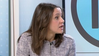 """Arrimadas: """"Tothom sap que no és possible que Puigdemont sigui president"""""""