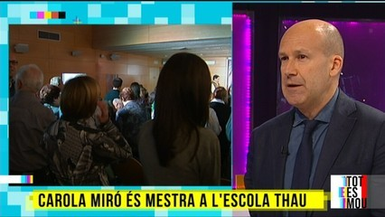 Carola Miró, la primera dama de Catalunya