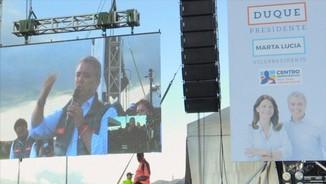Un delfí d'Uribe, favorit en les presidencials de Colòmbia