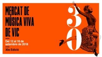 El Mercat de Música Viva de Vic 2018 en una playlist