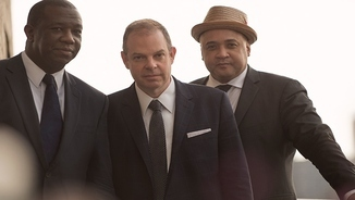 "El trio de Bill Charlap/""Lucky Sunday"", nou àlbum de Ron McClure"