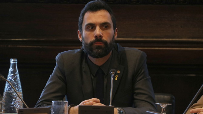 JxCat, ERC i la CUP demanen un ple urgent per garantir els drets polítics de Puigdemont