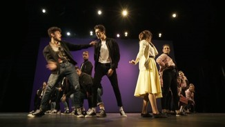 """Grease Reloaded"". Centre Cultural Terrassa. 8 de desembre"