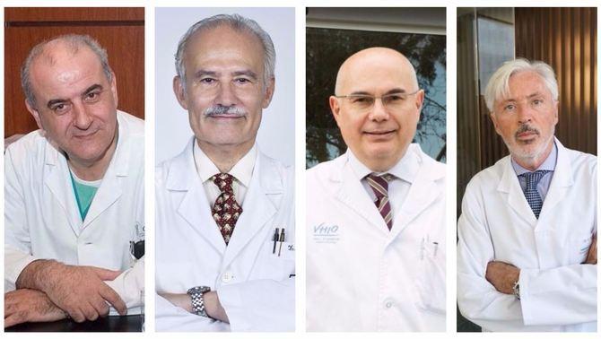 18 metges de Barcelona a la llista dels millors facultatius espanyols