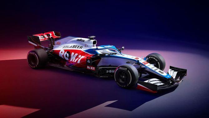 Williams presenta els monoplaces amb què disputarà el Mundial 2020 de Fórmula 1