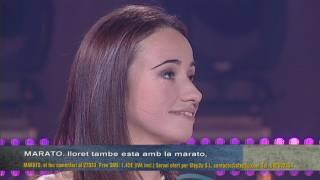 """Isabel Palomeque balla per a """"La Marató"""""""