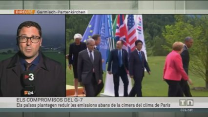 Els compromisos del G-7