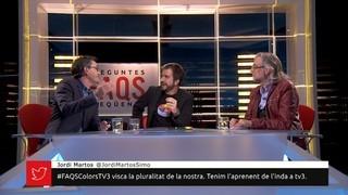 Política i televisió amb Víctor Amela i Santi Villas
